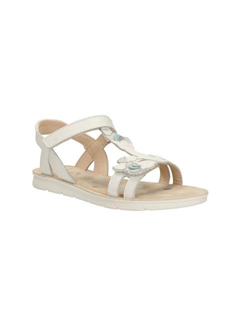 Clarks Sandalet Beyaz